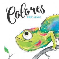 Libro los Colores