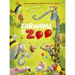 Libro Carnaval en el zoo