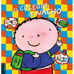 Libro El colegio de Nacho