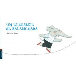 Libro Un elefante se...
