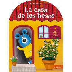 Libro La casa de los besos