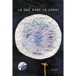 Libro ¿A qué sabe la luna?
