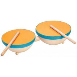 Double Drum Plantoys