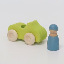 Coche Small convertible...