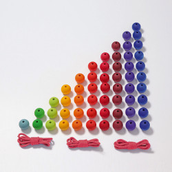 Colourful Bead Stair Grimms