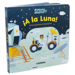 Libro ¡A la Luna!