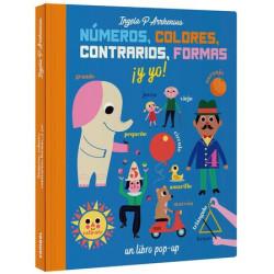 Libro Números, colores,...