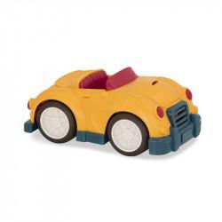 Coche Roadster Amarillo...