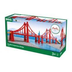 Puente cogante Brio