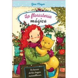 Libro La floristería mágica...