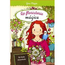 La floristería mágica - 5....