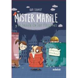Libro Mister Marple y la...