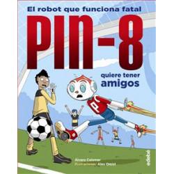 Libro PIN-8 quiere tener...