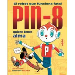 Libro PIN-8 quiere tener alma