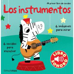 Mi primer libro de sonidos...