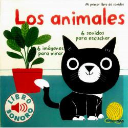 Los animales. Mi primer...