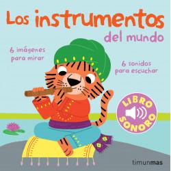 Los instrumentos del mundo....