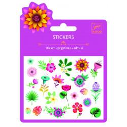 Minipegatinas Flores...