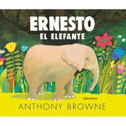 Libro Ernesto el elefante
