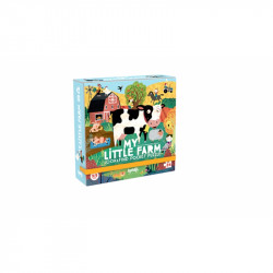Puzzle My little farm Londji