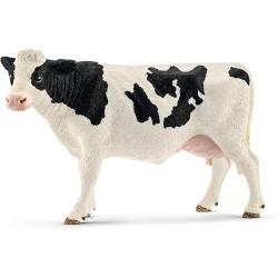 Vaca frisona de manchas...