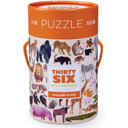 Puzzle Thirty Six Wild...