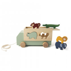 Camión de de Animales Trixie