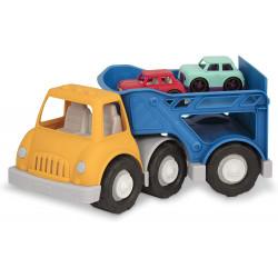Camión transportador de...