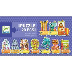 Puzzle Yo cuento DJECO