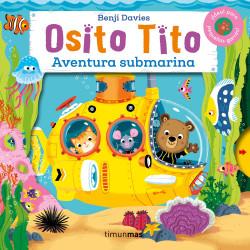 Osito Tito Aventura submarina
