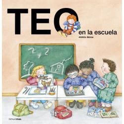 Libro Teo en la escuela