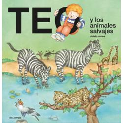 Libro Teo y los animales...