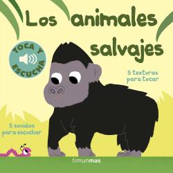 Los animales salvajes Libro...