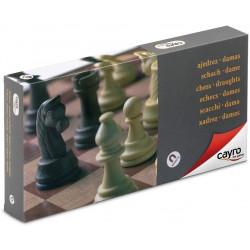 Juego de ajedrez magnético...