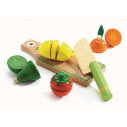 Frutas y vegetales para...