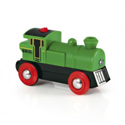 Tren Brio con pilas color...