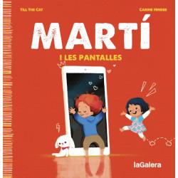 Llibre Martí i les pantalles
