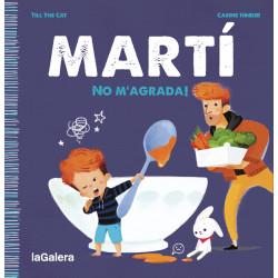 Llibre Martí. No m'agrada!