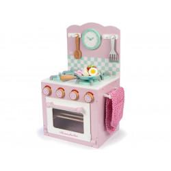 Cocina Oven Hob Pink