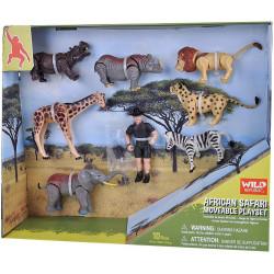 Wild Republic Safari set de...