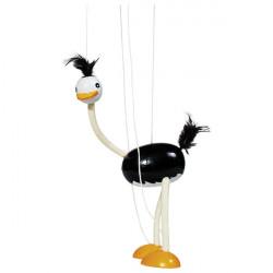 Marioneta Avestruz Goki