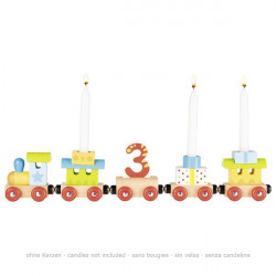 Tren de cumpleaños,...