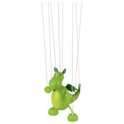 Marioneta dinosaurio Goki