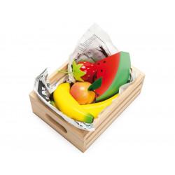 Caja de Frutas de juguete