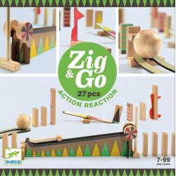 Juego Zig Go 27 pzas
