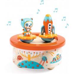 Caja de música Space Melody