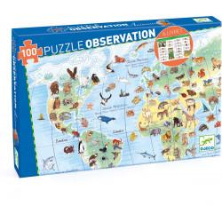 Puzzle Observación los...