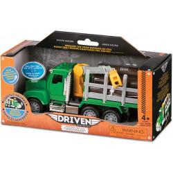 Camión forestal volquete...