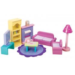 Salon Sugar casa de muñecas