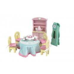 Comedor Daisy casa de muñecas
